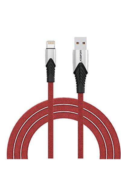 Lucatech Rigel Lightning Iphone 2.4a Hızlı Şarj Ve Data Kablosu 1m