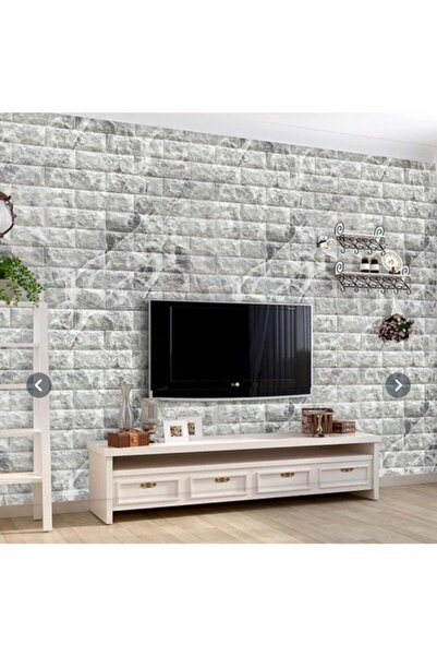 Renkli Duvarlar Yapışkanlı Esnek Silinebilir Duvar Kağıdı