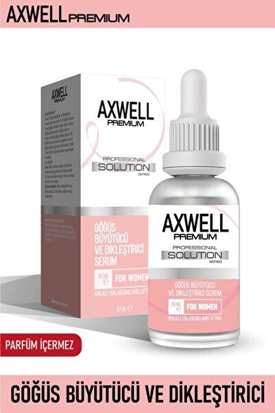 RC COSMETİCS Axwell Premium Göğüs Büyütücü Ve Dikleştirici Göğüs Bakım Serumu 30ml