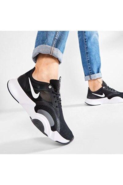Nike Superrep Go Erkek Siyah Koşu Ayakkabısı