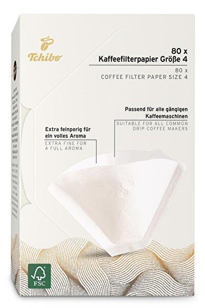 Tchibo Filtre Kahve Kağıdı 80 Adet