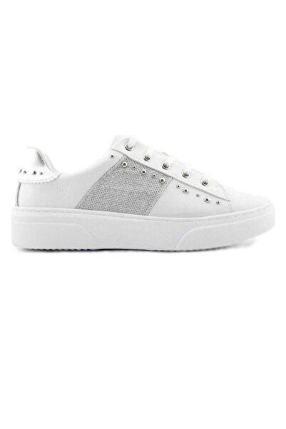lumberjack Mony Beyaz Sneaker Ayakkabı