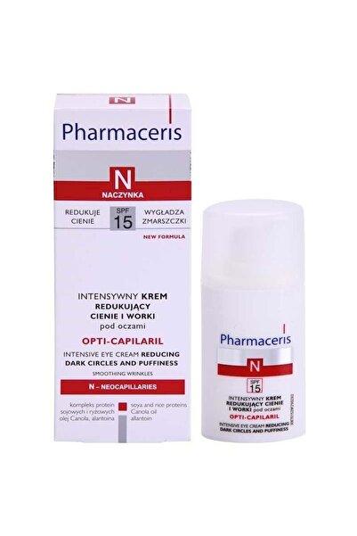 Pharmaceris N Opti-capilaril Eye Cream 15 Spf