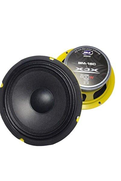 bm audio Boschmann 16 Cm Midrange Hoparlör ( 2 Adet )