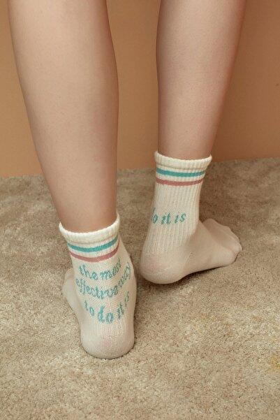 Penti Marşmelov Cool Effective Soket Çorap