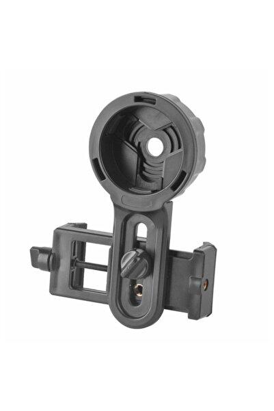 Bushman Dürbün Teleskop Ve Mikroskop Için Telefon Aparatı-fotograf Çekme Aparatı