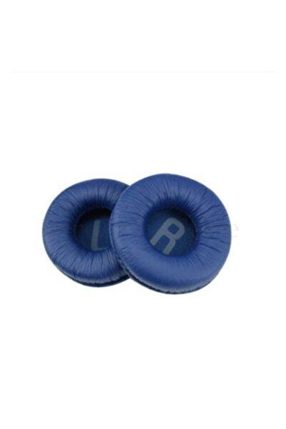 babyfoxx Jbl Tune 600 T450 T450bt T500bt Jr300bt Uyumlu Kulaklık Yastığı Pad Süngeri Mavi