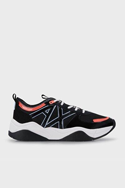 Armani Exchange Kadın Siyah Ayakkabı Xdx039 Xv311 K649