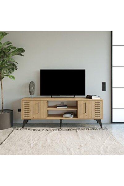 Bimossa D3510 Karla Tv Sehpası 160 Cm Sepet