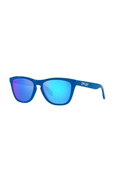 Oakley Oo9013 J4 55 Frogskins Unisex Güneş Gözlüğü