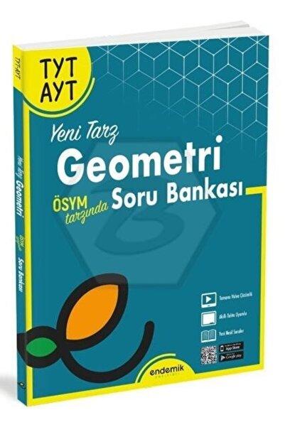 Endemik Yayınları Yks Tyt Ayt Geometri Yeni Tarz Soru Bankası