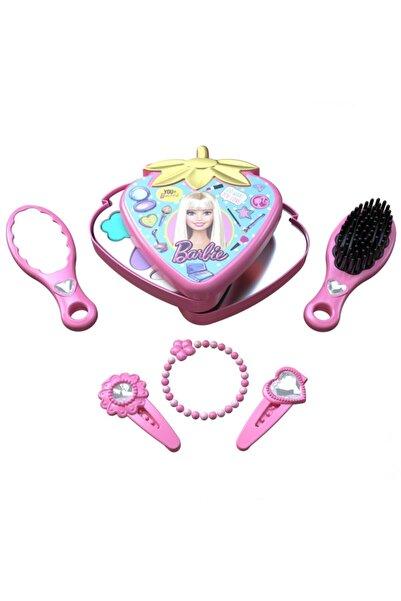 Uçar Sesi Barbie Çilek Makyaj Seti