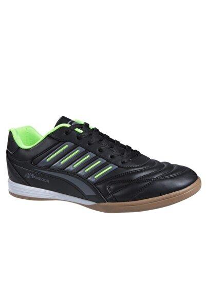 MP Indoor Siyah Sarı Futsal Erkek Halısaha Ayakkabısı