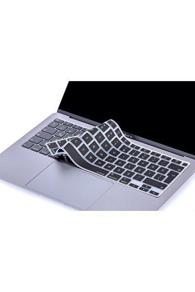 Mcstorey Laptop Macbook Air 13inc Klavye Koruyucu A2179 A2337 2020 2021 Uyumlu Türkçe Baskılı 1140