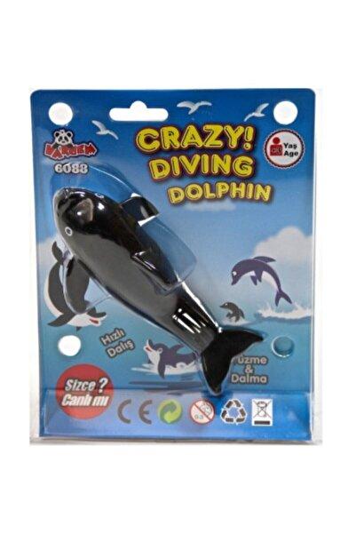 Vardem Sevimli Yüzücü Yunus Balığı
