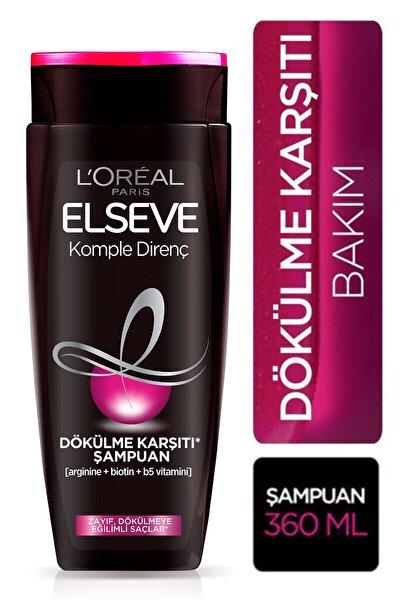 ELSEVE Arginine Saç Dökülme Karşıtı Şampuan 360 ml