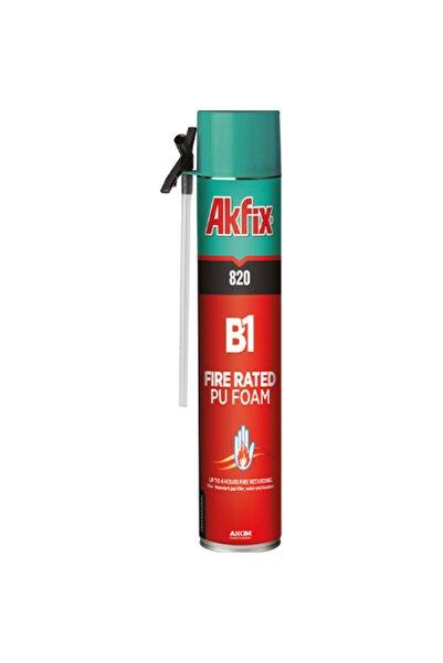 Akfix 820 Pu Yangına Dayanıklı Köpük Pipetli 850 ml