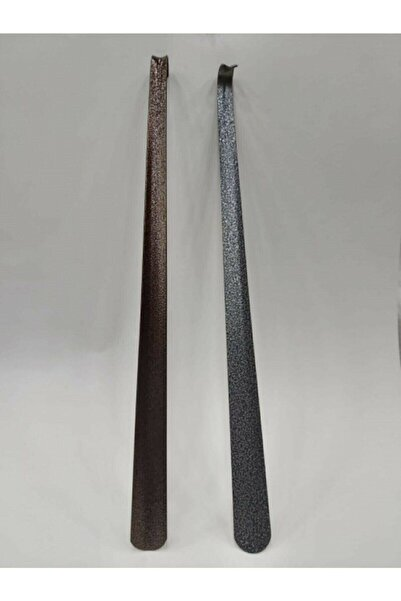 SRS CENTER 2 Adet 65 Cm Metal Ayakkabı Çekeceği - Eğilmeden Ayakkabınızı Giyin