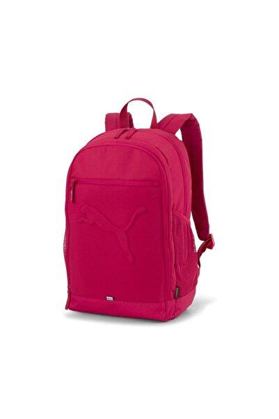 Puma Buzz Backpack Unisex Kırmızı Sırt Çantası - 07358146