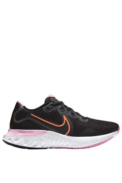 Nike Kadın Siyah Renew Running Spor Ayakkabı Ck6360-001