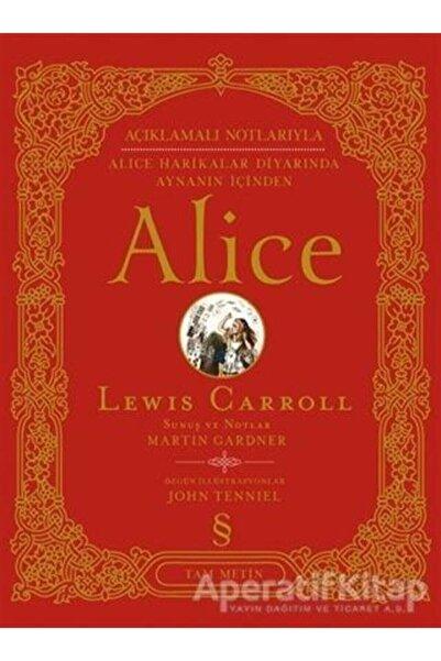 Everest Yayınları Alice Ciltli