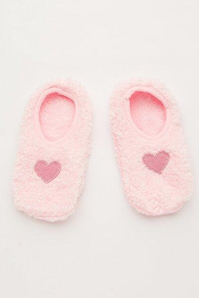 Penti Pembe Kız Çocuk Pink Heart Çetik