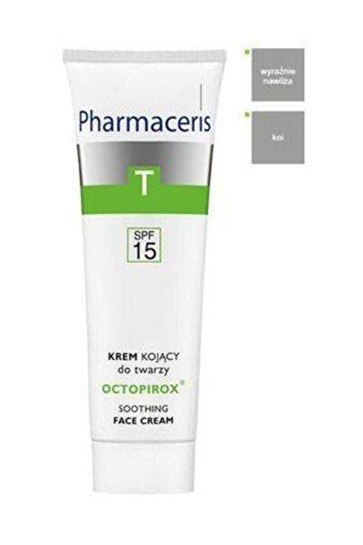 Pharmaceris Unisex Pharmaceries T Octopirox Soothing Face Cream Spf15 Seboreik Dermatitli Ciltler 30 ml