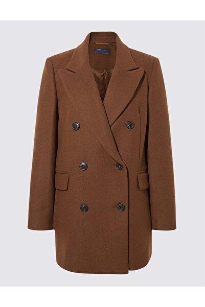 Marks & Spencer Çift Düğmeli Blazer Ceket
