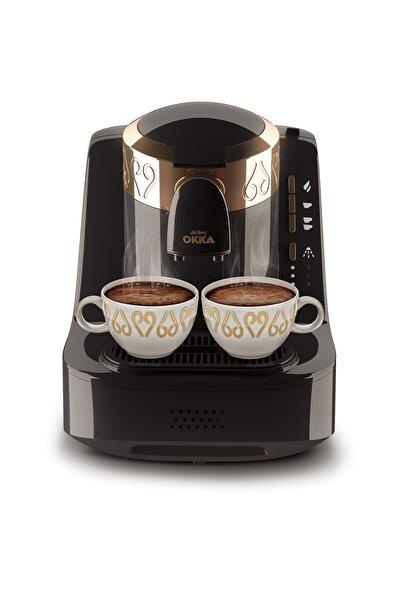 Arzum Ok001 Okka Türk Kahve Makinesi - Siyah Akıllı Saat Hediyeli