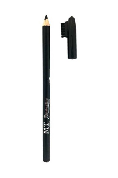 Makeuptime Mt Fırçalı Kaş Kalemi Siyah 2212632255411