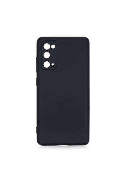 Samsung Galaxy S20 Fe Kılıf Kadife Iç Yüzey Yumuşak Dokulu Kamera Korumalı Silinebilir Silikon