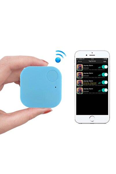 BERKES Akıllı Anahtarlık Telefon Eşya Pet Bulucu Alarmlı Kayıp Önleyici Konum Bulucu Bluetooth