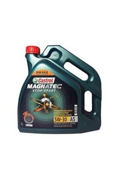 CASTROL Magnatec 2021 Üretim 5w-30 A5 4 Litre 2021 Üretim