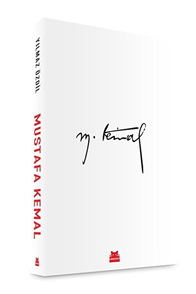 Kırmızı Kedi Yayınevi Mustafa Kemal Ciltli  Yılmaz Özdil 9786052983706