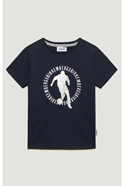 Bikkembergs Bikkemberg Futbol Baskılı T-shirt