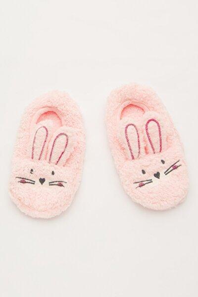 Penti Açık Pembe Kız Çocuk Glitter Rabbit Çetik