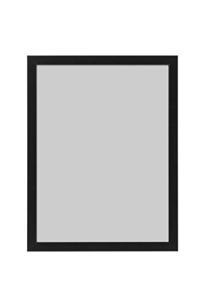 IKEA Fıskbo 30x40 Cm Siyah Ahşap A3 Fotoğraf Resim Çerçevesi 30x40 Siyah