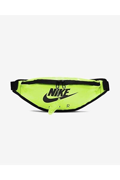 Nike Unisex Yeşil Heritage Bel Çantası Cw9259 702