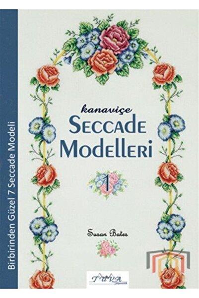 Tuva Yayıncılık Kanaviçe Seccade Modelleri 1
