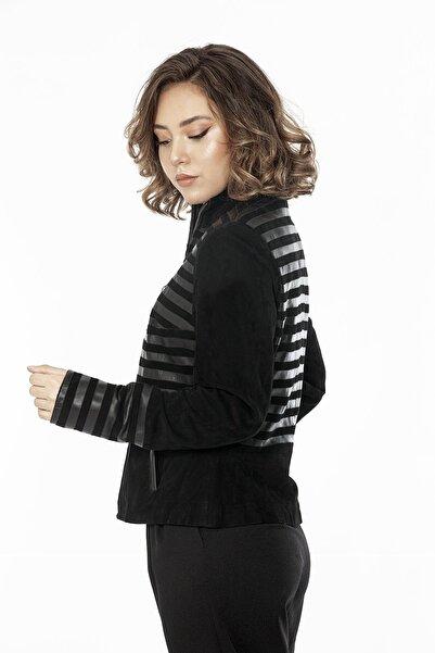 Loris Kadın Deri Ceket