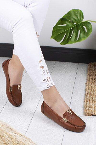 Khayt Flora Casual Günlük Kadın Babet Ayakkabı