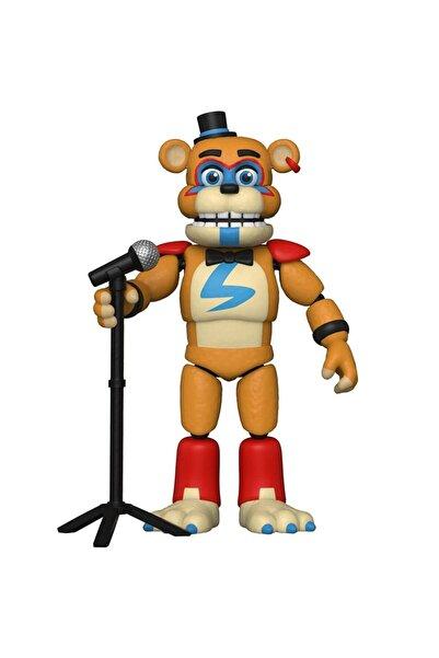 Funko Action Figure Five Nights At Freddys Security Breach Glamrock Freddy