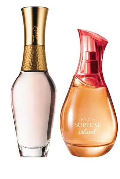Treselle Ve Surreal Island Kadın Parfüm Paketi