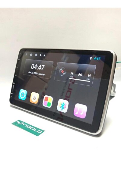 Navigold Android Yeni Nesl 10inç 360 Derece Dönen Ekran