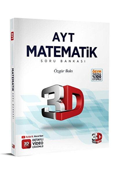 Çözüm Yayınları 2022 Ayt 3d Matematik Tamamı Video Çözümlü Soru Bankası 3d Yayınl