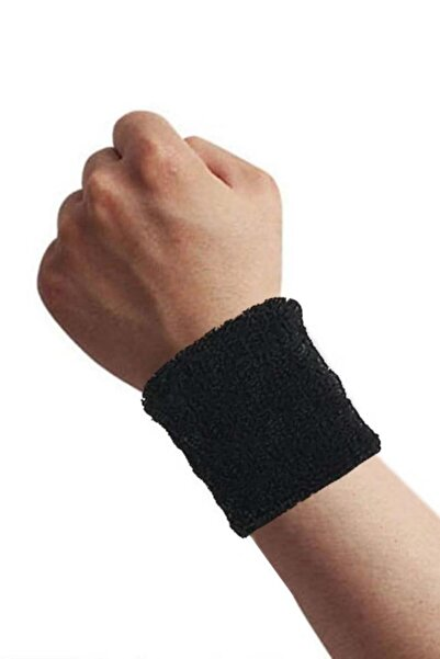 Liggo Havlu Bileklik Ter Bandı 10cm Sporcu Havlu Bilekliği