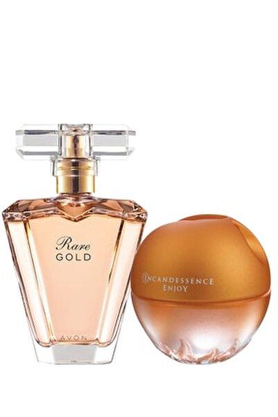 Rare Gold Ve Incandessence Enjoy Kadın Parfüm Paketi