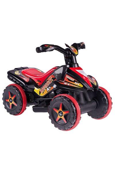 CTRL 6v Akülü Motor - Motosiklet Siyah