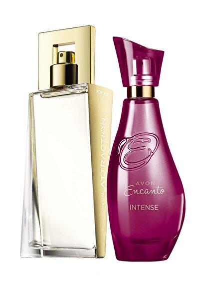 AVON Attraction Ve Encanto Intense Kadın Parfüm Paketi