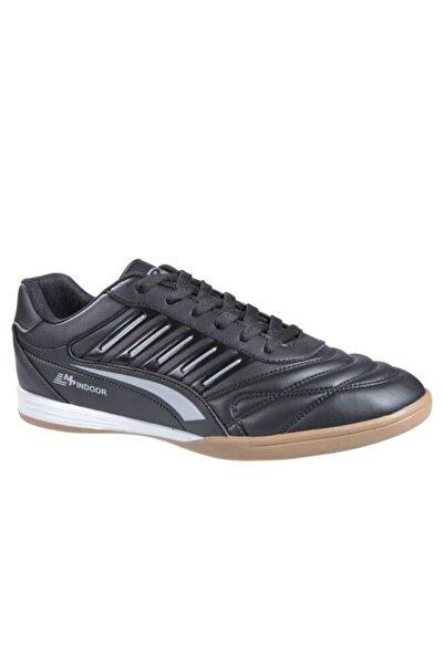 MP Indoor Siyah Beyaz Futsal Erkek Halısaha Ayakkabısı